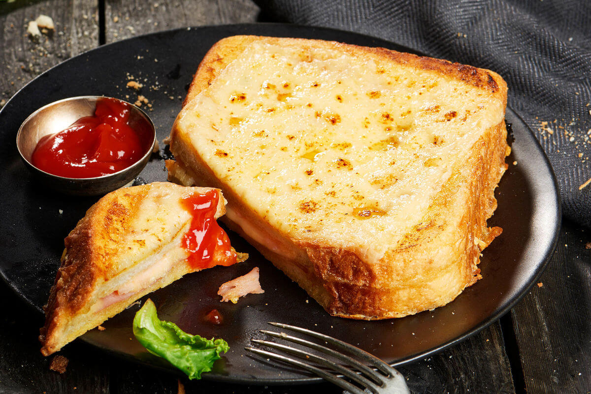 Rezept Croque Monsieur