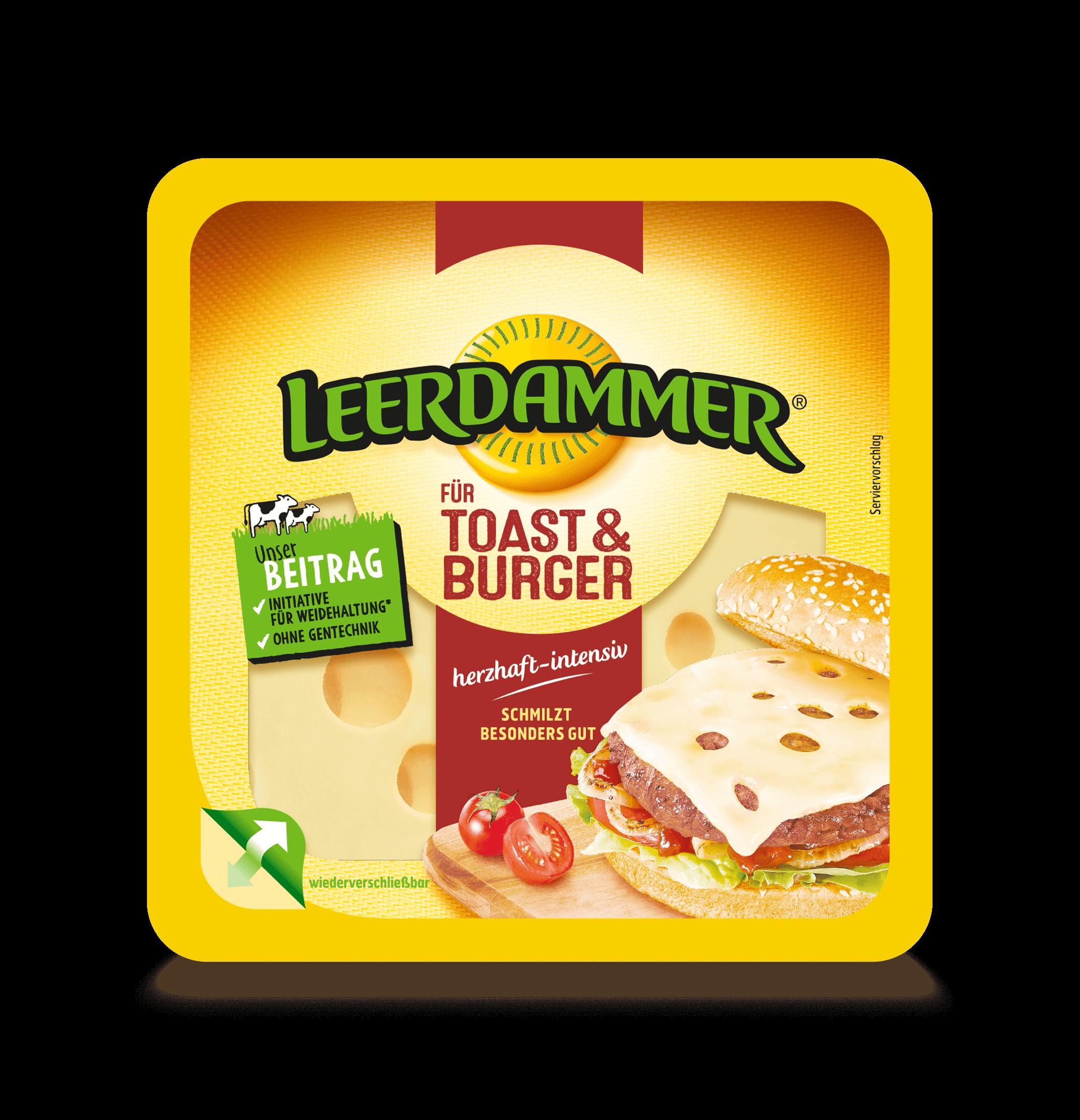 Lee000909 Lrd Toast Burger Herzhaft Intensiv 8S De Vlog Front